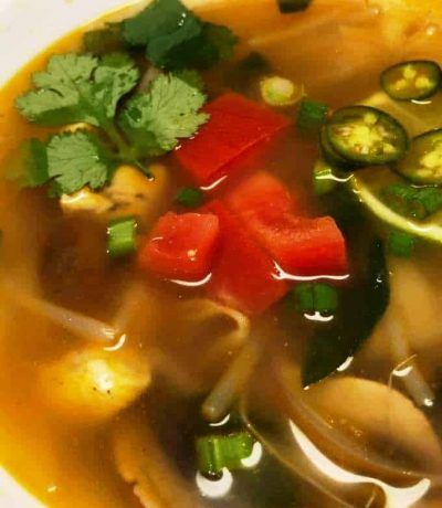 Easy way to prepare Vietnamese Chicken Soup