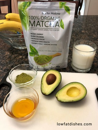 Try this simple recipe to make silky Avocado Matcha Smoothie which can be prepared in less than 10 minutes.
