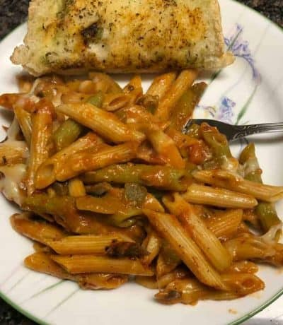 To make Baked Veggie Penne, just follow this simple easy to prepare recipe. If there is leftover penne, it makes ideal lunch dish compared to the leftover pizza!
