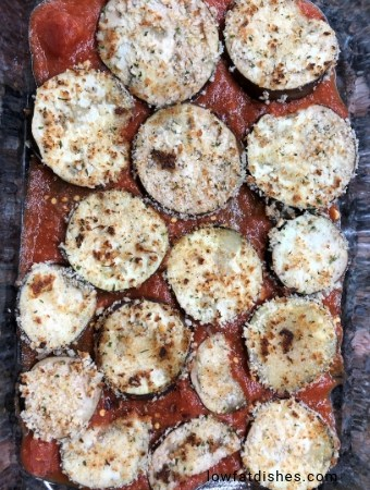 Eggplant Lasagna is a very healthy dish and tastes delicious that you would want to make at least twice a month.